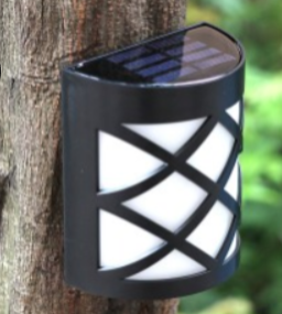 Tree Mounted Solar Land Scape And Garden Light
